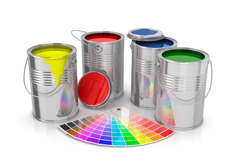 Los colores de pinturas que más te pedirán tus clientes en 2020