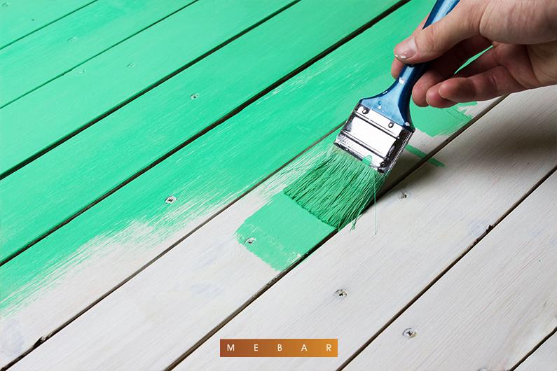 Qué efectos tienen las pinturas en madera decorativas